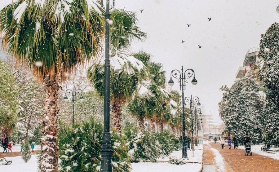 Ехать ли в Сочи зимой?