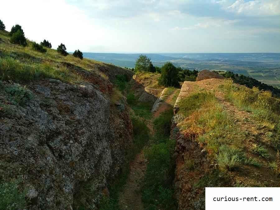 Бочка смерти в Балаклаве (Южный форт) (2)