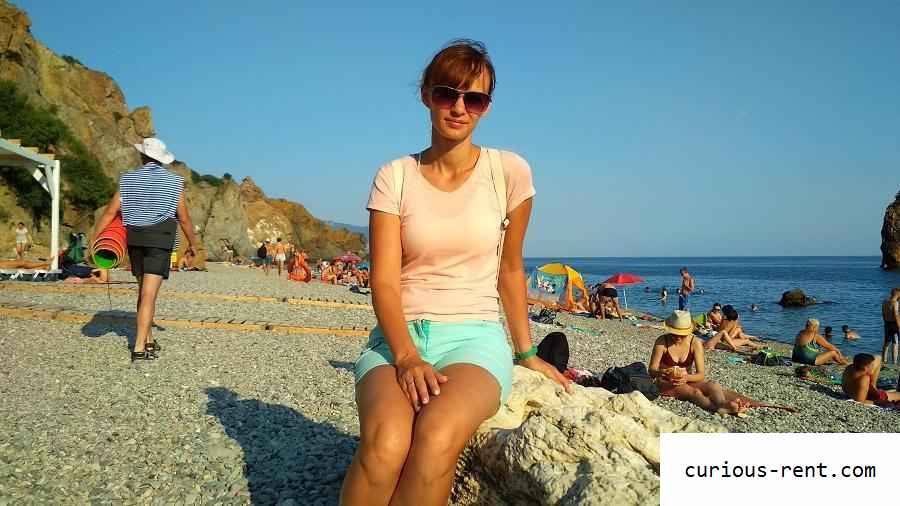 Яшмовый пляж