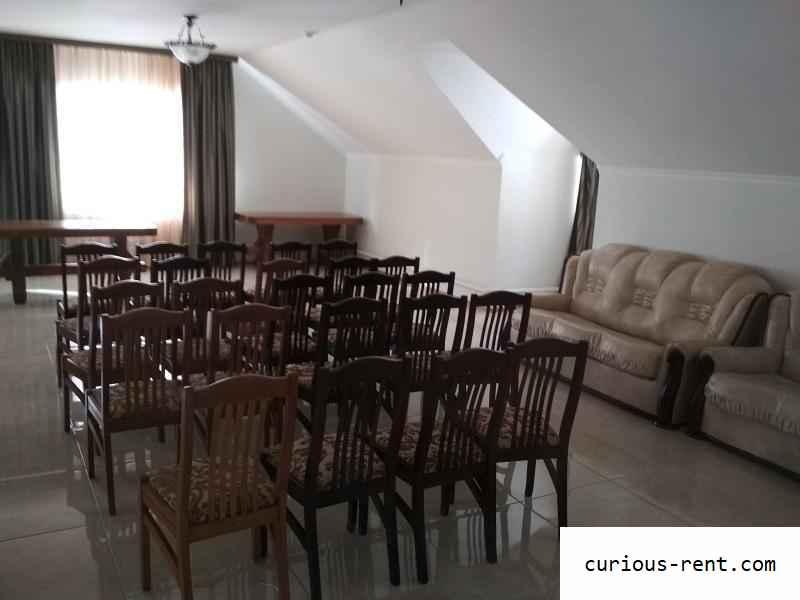 Конференц-зал на турбазе Лаго-Наки