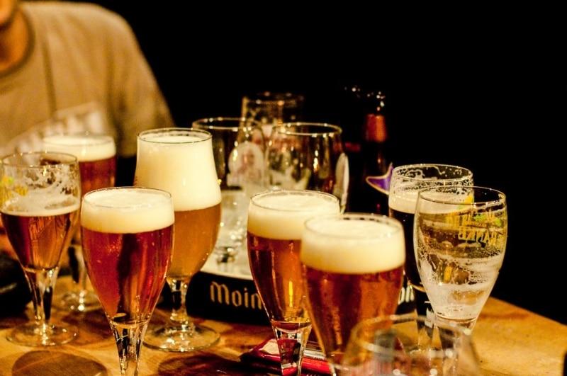 Все бельгийское пиво, о котором вы могли бы попросить